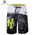 City Class 2016 Mens Summer New Leisure Wild Loose Beach Shorts Regular Length Bermuda Masculina European Size Boardshorts 1743