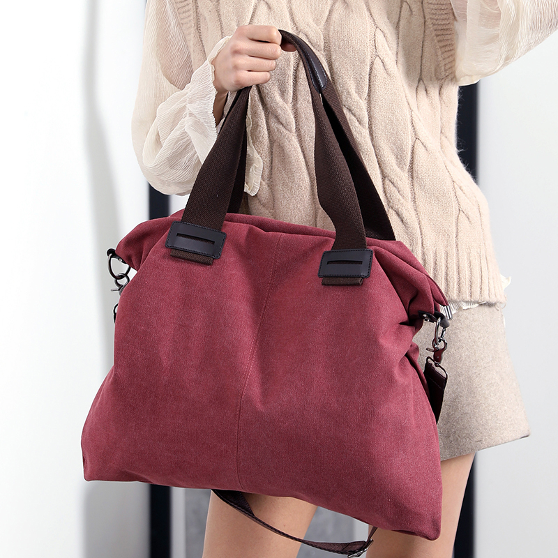 Canvas Tote Bag for Women Handbags  bolsas feminina Ladies Messenger Crossbody Shoulder Bag women's Hand Bags for women 2019