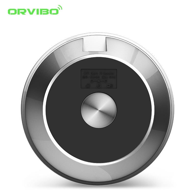 2017 Orvibo Smart Home Automation Intelligent Controller Allone pro,Smart Phone Wireless Smart Remote Control IR+RF+WIFI Switch  6