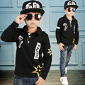 Boys T-shirts Floral Print Tops For Children Cotton Boys Clothes Spring autumn Sports Tees Long sleeve Costumes 4 6 8 10 12 year