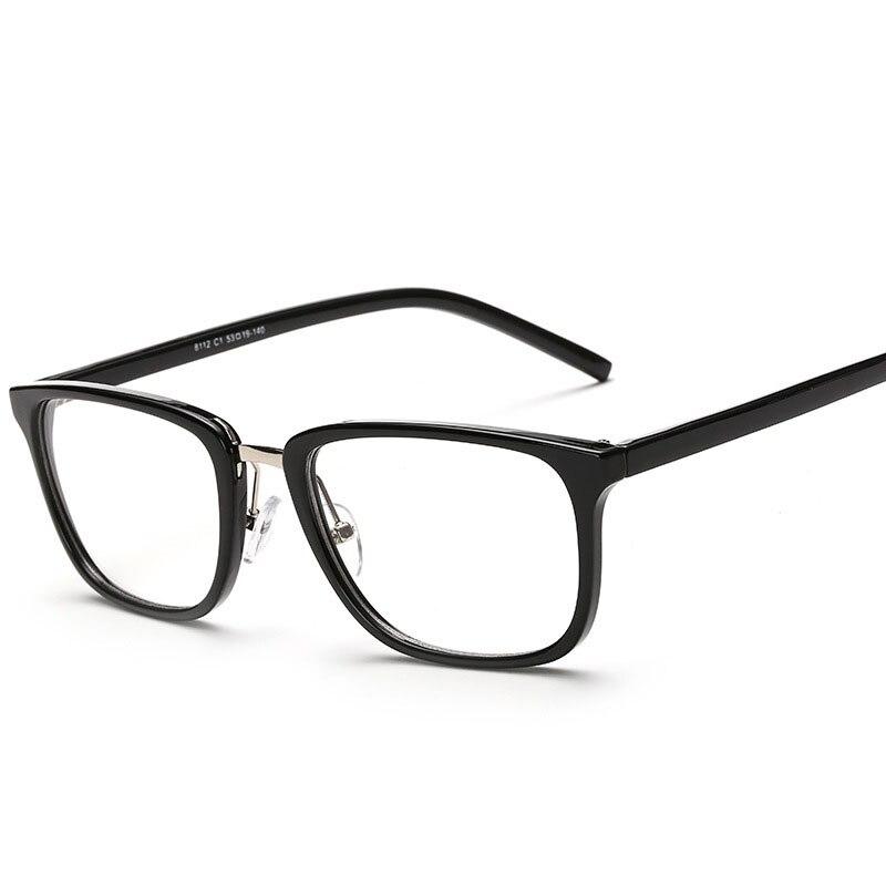 Klare Linse Mode Brillengestell Frauen Männer Optische Myopie Marke ...