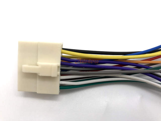 online shop iso standard harness for clarion car radio wire cableiso standard harness for clarion car radio wire cable wiring harness car stereo adapter connector car