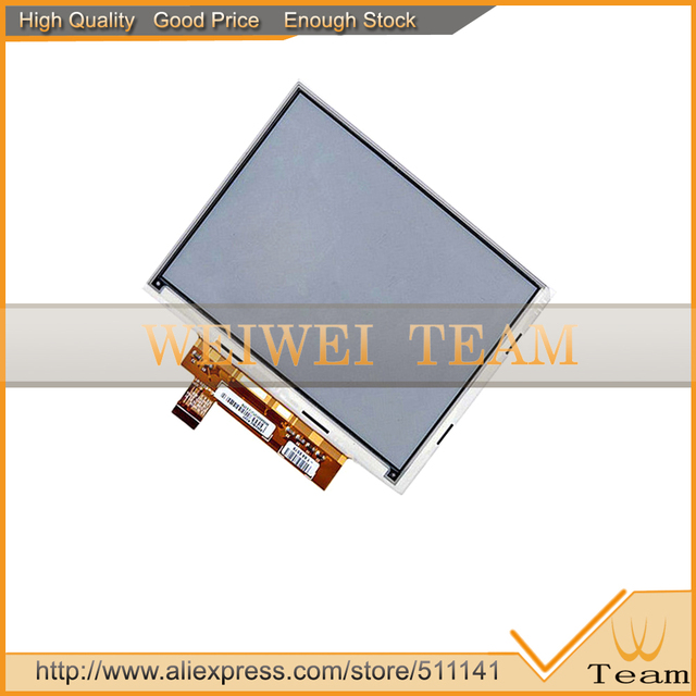 ED060SCL ED060SCL(LF) -00 6.0inch E-Ink HD ink screen LCD Display Panel Screen E-book Ebook Reader Replacement