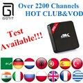 H96Plus S905+Power IPTV Android 5.1 2GB/16GB Arabic French Germany Netherlands Portugal Italian Adult xxx Hotclub Europe IPTV