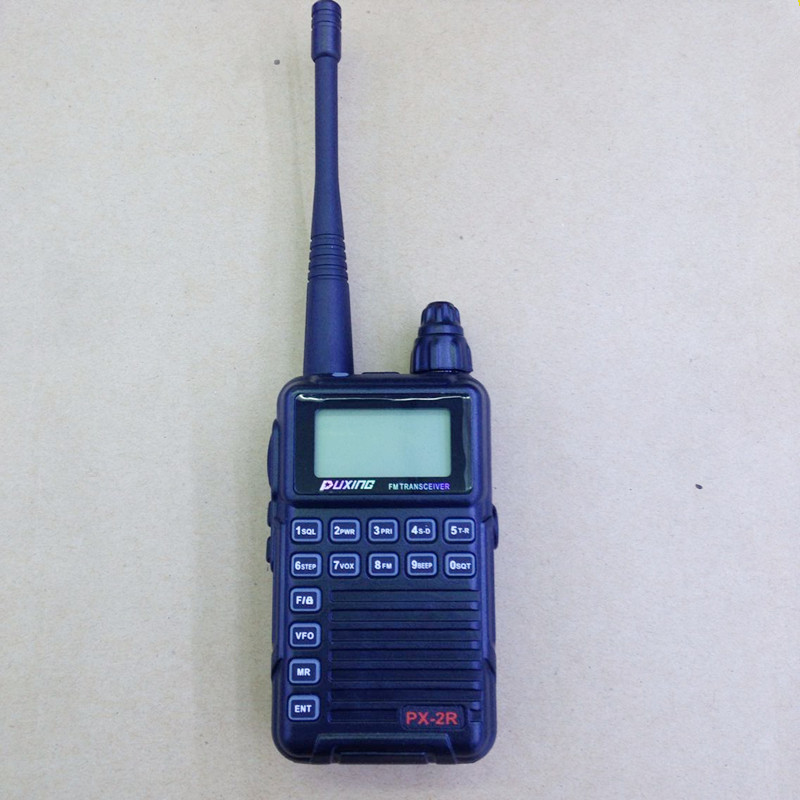Puxing PX-2R  mini compact protable walkie talkie 128ch UHF 400-470mhz professional FM transceiver hamPuxing PX-2R  mini compact protable walkie talkie 128ch UHF 400-470mhz professional FM transceiver ham