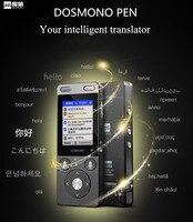 Dosmono ручка S201 лучший голос одновременных переводчик 28 Многоязычная 1250 мАч Android 6.0 8 г 2.4