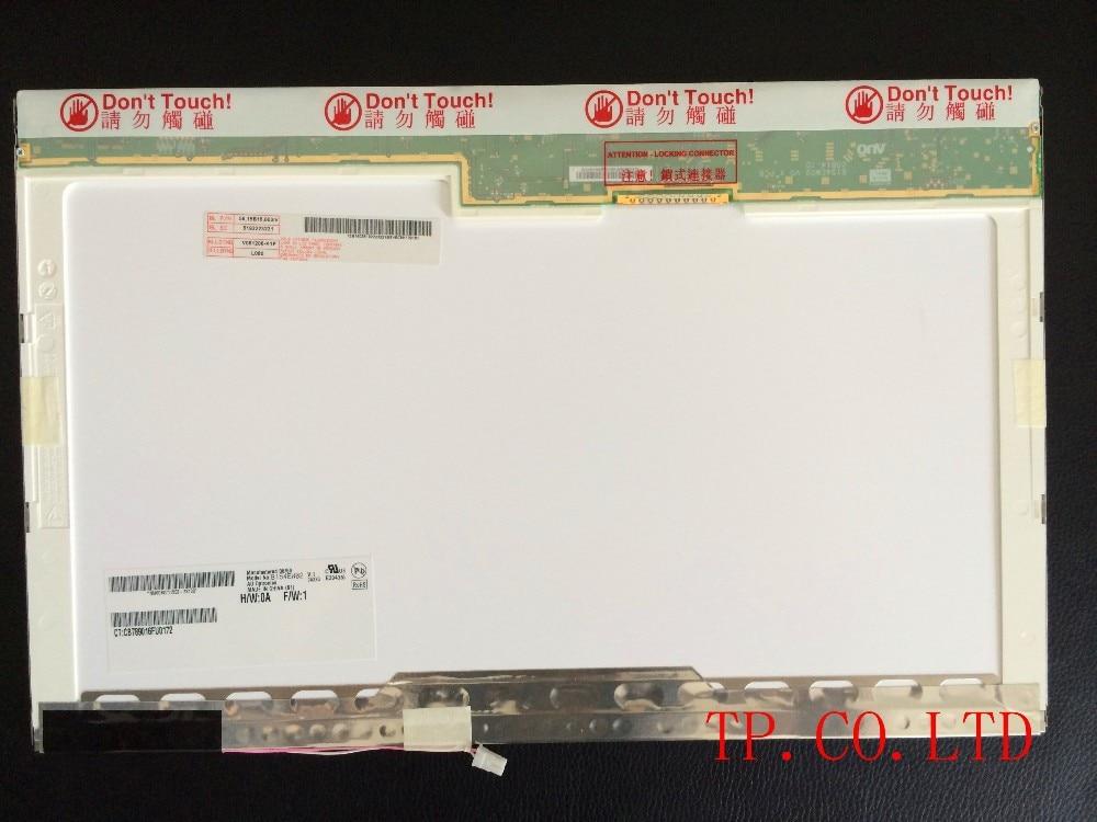 New Original AUO Laptop LCD LED Screen B154EW02 V.1/B154EW02 V.0 B154EW02 V.2 B154EW01 P154WX4-TLD2 original new auo 10 4 original a104sn03 v1 v 1 lcd screen display