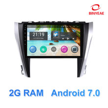 10.1″ Android 7.0 Car DVD Multimedia Player GPS For Toyota camry 2015 2016 2017 audio car radio stereo navigator bluetooth wifi