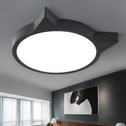 Proste nowoczesny oszczędny catwork Led plafon lampy sufitowe światła do domu salon światła sufitowa oprawa oświetleniowa dla dzieci pokój