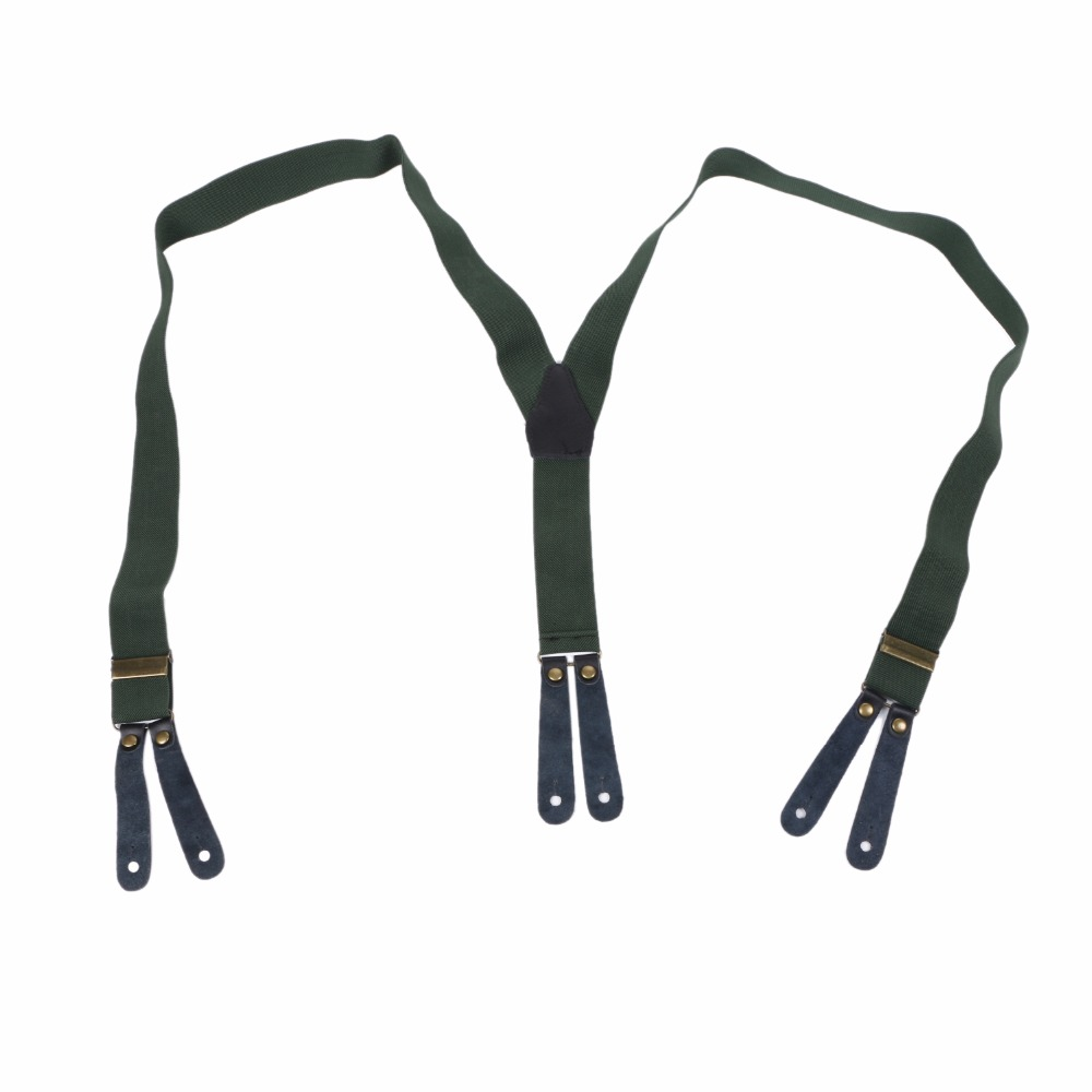WW2 GERMAN UNIFORM INTERNAL SUSPENDERS