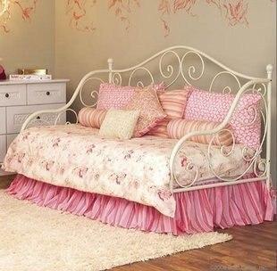 Continentale in ferro battuto mobili in ferro divano in - Divano letto in ferro battuto ikea ...