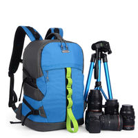SINPAID Waterproof DSLR SLR Digital Camera Backpack Multi Function Camcorder Video Bag For Nikon Canon EOS