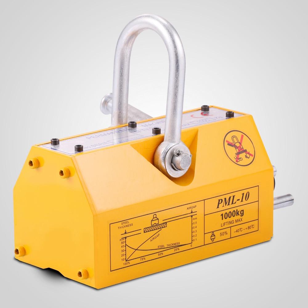 100 ~ 5000 кг профессиональный стальной Магнитный подъемник Джек сверхмощный подъемный кран подъемный магнит подъемный инструмент порт 220 ~