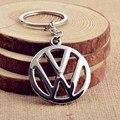 Автомобиль Для Укладки Моды Металлические Брелоки С Логотипом Автомобиля Брелок Брелок Брелок для VW Volkswagen Брелок Серебристый Автомобиль аксессуары
