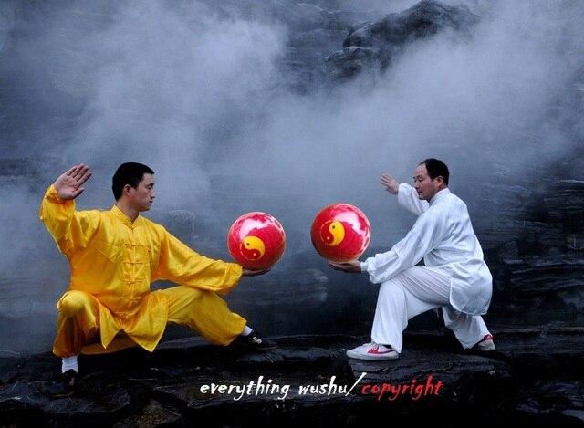Solid Wooden Tai Chi Balls