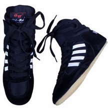 chaussures taille en muscle