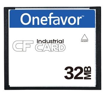 5pcs/lot onefavor 32MB 64MB 128MB 256MB 512MB 1GB CompactFlash Card Industry CF Memory Card