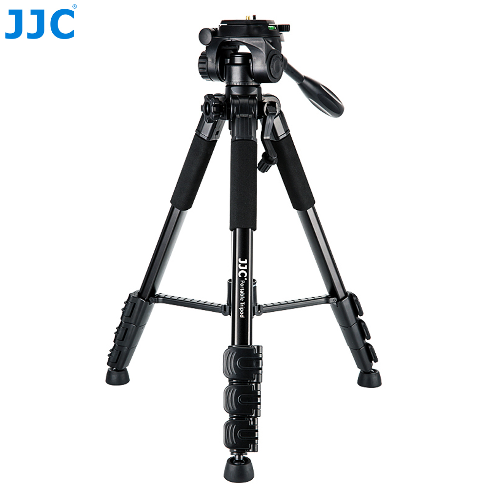 JJC TP-P1 DSLR Flexible Stand Ball Head Portable Monopod Camera Holder Tripod For Canon/Nikon/Sony/Fujifilm/Olympus/Panasonic
