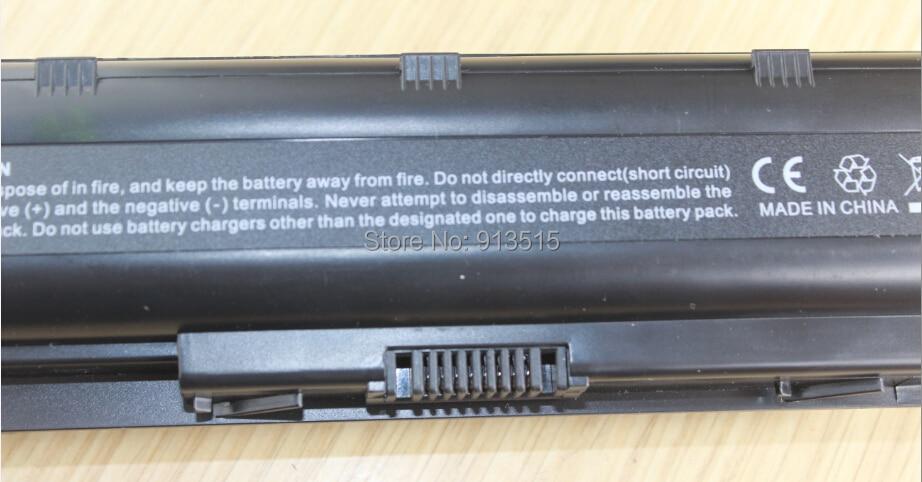 7800mAh Batería para HP Pavilion DV3 DM4 DV5 DV6 DV7 G4 G6 G7 635 - Accesorios para laptop - foto 4