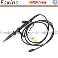 P4100 Oscilloscope Probe 100 1 High Voltage Withstand 2KV 100MHz MCX Interface For NANO Dso201 Dso203