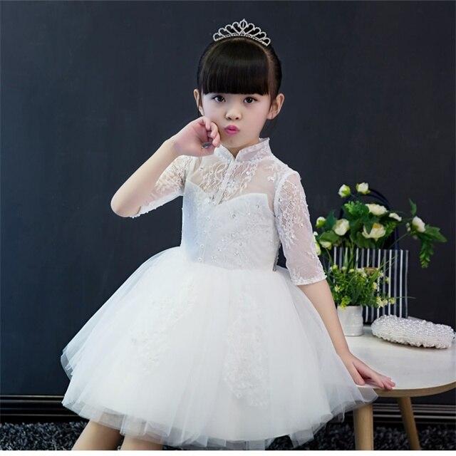 Perfecto Pequeños Vestidos De Niña Para La Boda Ideas Ornamento ...