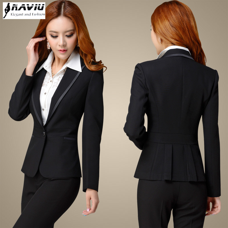 Online Get Cheap 2015 Fashion Formal Women Suits -Aliexpress.com ...