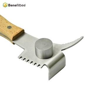 Image 4 - Benefitbee Bienenzucht Werkzeuge Bee Beehive Schaber Messer Für Imker Patent Multifunktions Bienenzucht Ausrüstung Imkerei