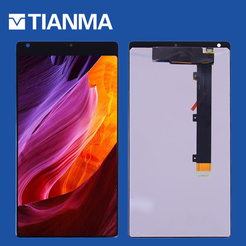 Tested 2040x1080 6 4 Full LCD For font b Xiaomi b font Mix LCD Display with