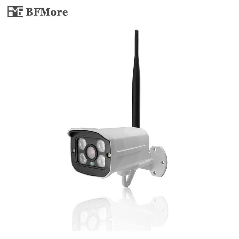 BFMore Wireless H 265 1080P 2MP IP Camera Sony Cam Remote IR Night Vision CCTV Viedo