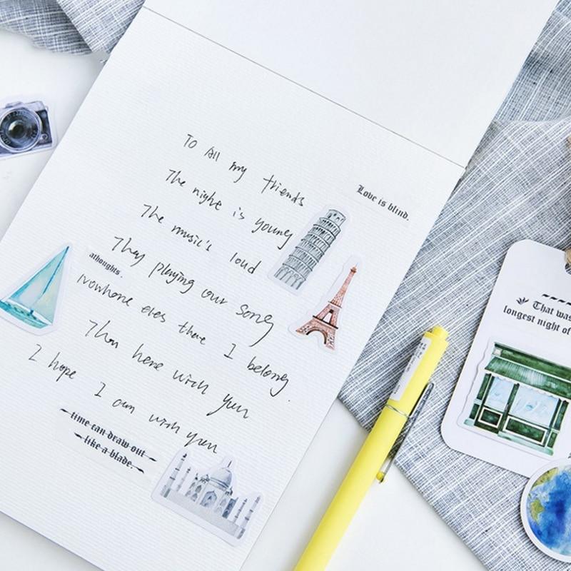 20 pacoteslote viagem engraçada decoração adesivos adesivos