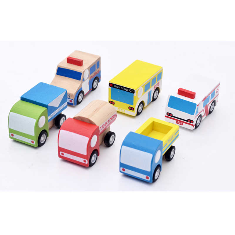 N022 Freeshipping Hot New Tommers back to power mini car children car ambulance model