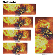 Babaite Hearthstone Advice Mousepad 700x300x3mm pad to Mouse Notbook Computer Mo