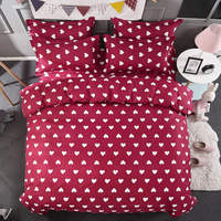 Geometric Bedding Set Single Double King Size Girl Boy Sheet Set 3 4pc Zebra Striped Pattern
