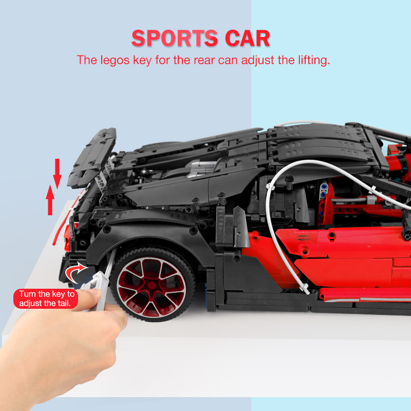 new-Lepin-20086B-The-Legoinglys-42083-Red-Bugatti-Chiron-Racing-car-Set-Building-Block-Brick-funny (3)