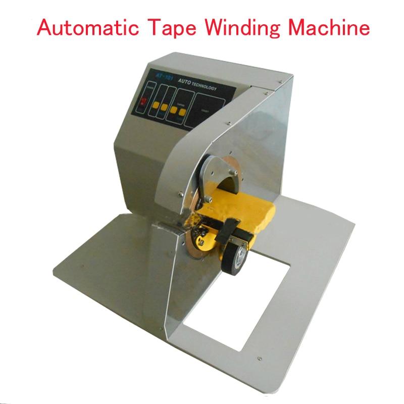 Automatic Tape Winding Machine Harness Tape Machine AT-101 Wire Taping Machine Числовое программное управление