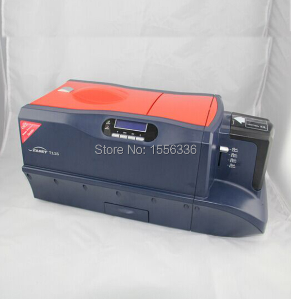 Free Shipping Single Surface Card Printer