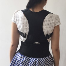 Hot-Selling Elastic Back Posture Corrector Support Magic Back Brace To Correct Posture Corrector De Postura Espalda Mujer