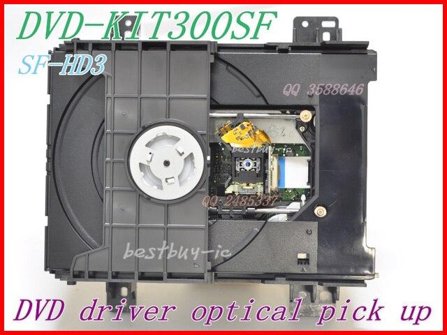 DVD driver KIT300SF SF-HD3 optical pick up KIT-300SF / DVD-KIT300SF ( SF HD3 ) HI-FI DVD LASER LENS