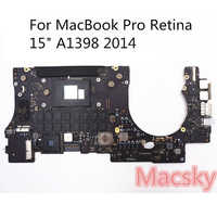 Original Tested A1398  Motherboard for MacBook Retina 15