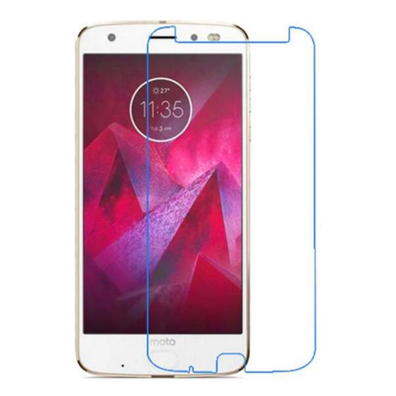 For Motorola Moto Z2 Force Dual SIM 5.5 inch Screen Protector Toughened Protective Film Premium Tempered Glass