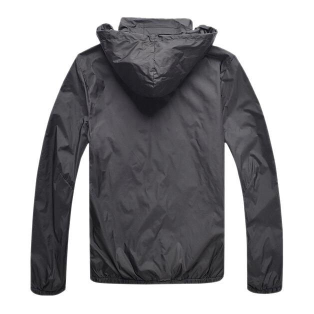 NEW Man Waterproof Jackets Spring Autumn Men Casualwear Fitness Windbreaker Zipper Coats