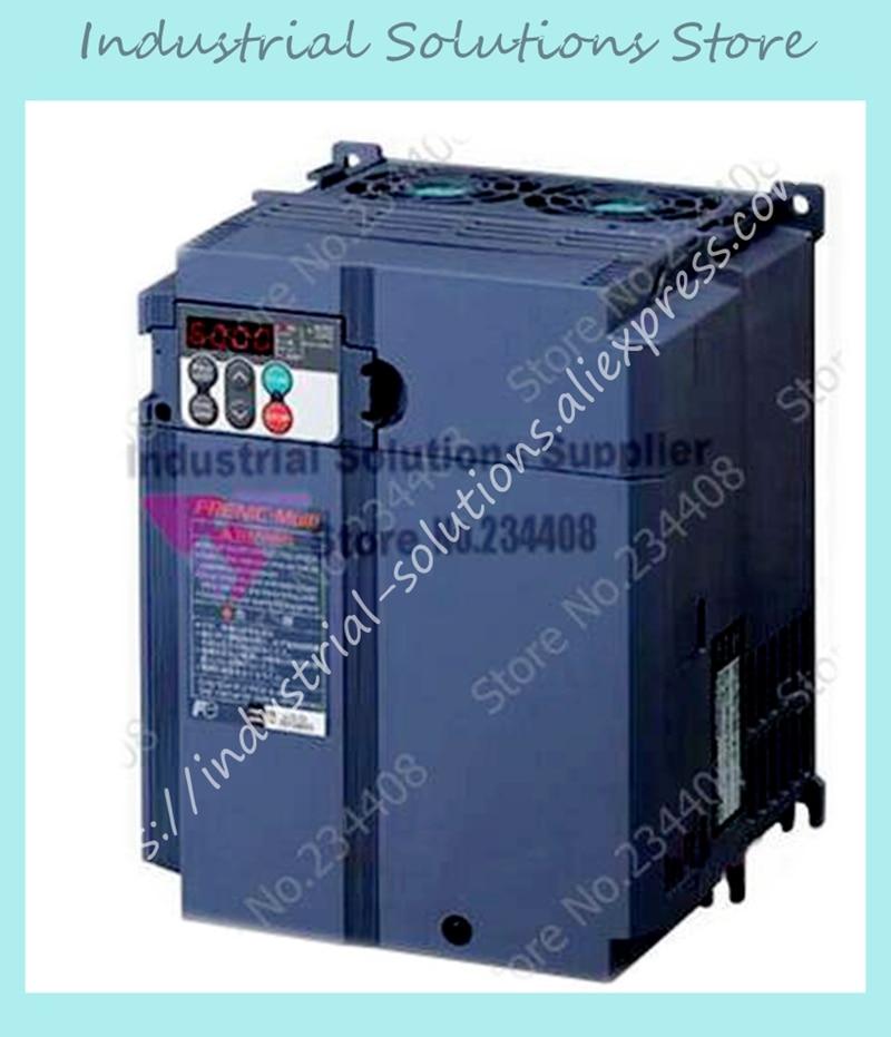 New Original Input 1ph 220V Output 3ph Inverter FRN2.2E1S-7C Function 380~480V 11.0A 0.1~400Hz 2.2KW