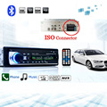 Autoradio Rádio Do Carro 12 V Bluetooth V2.0 JSD520 Estéreo Do Carro In-dash 1 Din FM Receptor de Entrada Aux SD USB MMC MP3 WMA Jogador Rádio Do Carro