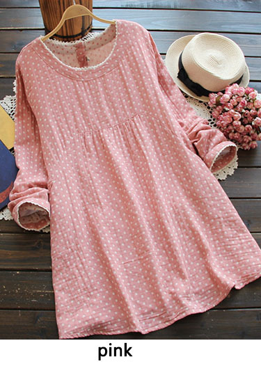Autumn Spring Maternity Dresses Loose Clothes For Pregnant Women Cotton Linen Pregnant Dress Maternity Clothing For