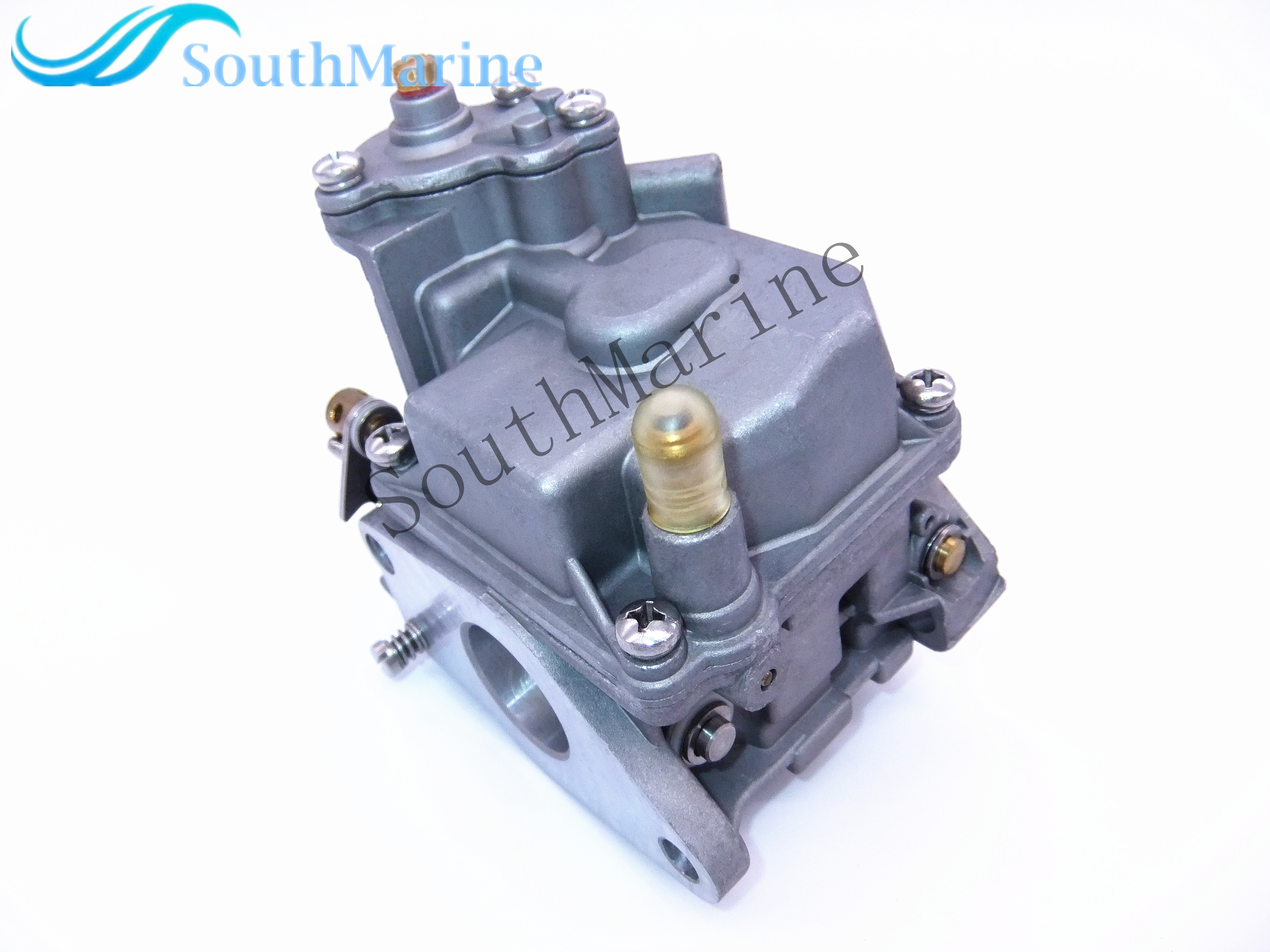 Boat Motor Carburetor Carb F15-07090000 For Parsun HDX Makara F9.9BM F9.9FM F15BM F15FM 4-stroke Outboard Engine, Manual Start