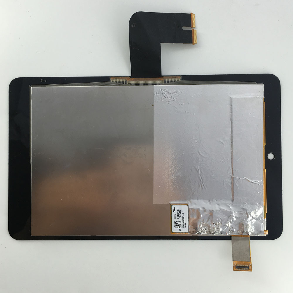 N070ICN -GB1 LD070WX4-SM01 LCD Display Touch Screen Digitizer Glass  Assembly For Asus MemoPad HD7 ME173 ME173X K00B two version