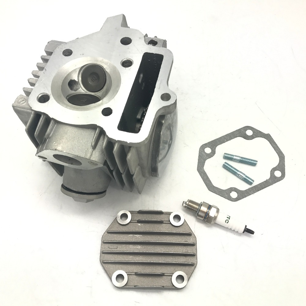 Constructive New Cylinder Head Assy For 110cc 1p52fmh Engine Taotao Roketa Ssr Sunl Atv Dirt Bike Automobiles & Motorcycles