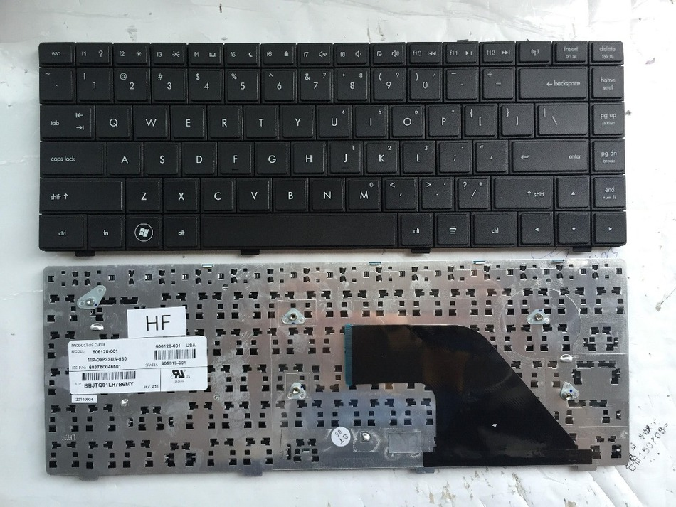 US Black New English Replace laptop keyboard FOR HP CQ320 CQ321 CQ325 CQ326 CQ420 CQ421
