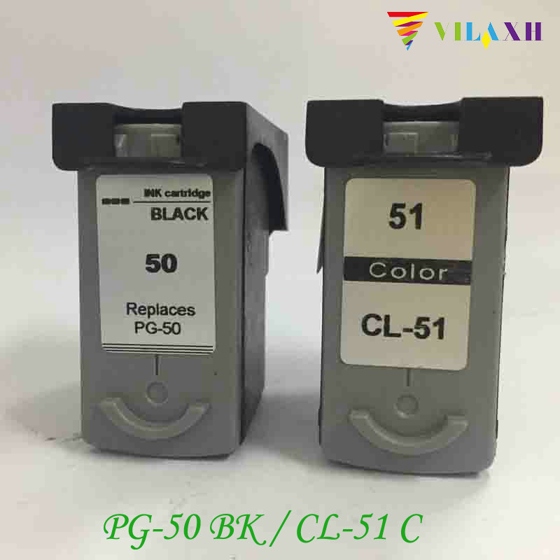 PG-50 CL-51 PG 50 inktcartridge voor Canon PG50 CL51 Pixma MP150 - Office-elektronica