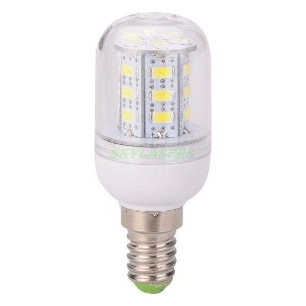 6Pcs/Lot High Power 5.5W <font><b>5050</b></font> SMD E14 <font><b>30</b></font> LED <font><b>light</b></font> Bulb Lamp <font><b>Cool</b></font> <font><b>White</b></font> /Warm <font><b>White</b></font> With Cover 200V-240V lamps